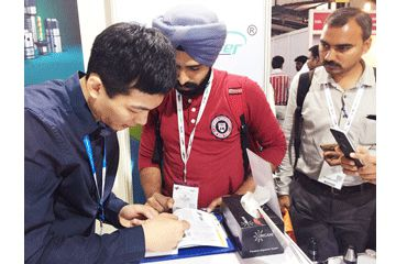 IMTEX FORMING Exhibition in India