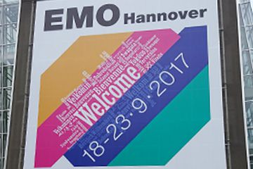 EMO Hannover European Machine Tools Exhibition