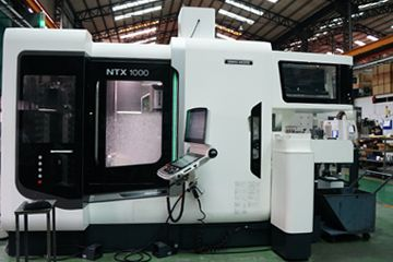 Introduction to Machining Center