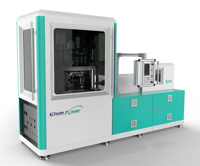 One-Step Blow Molding Machine