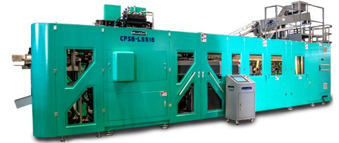 LSS16, the newest and the fastest linear SBM machine from Taiwan